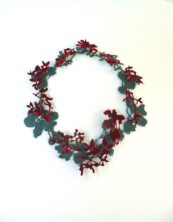 Crimson Glory neckpiece