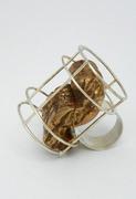 Caged Peanut Ring