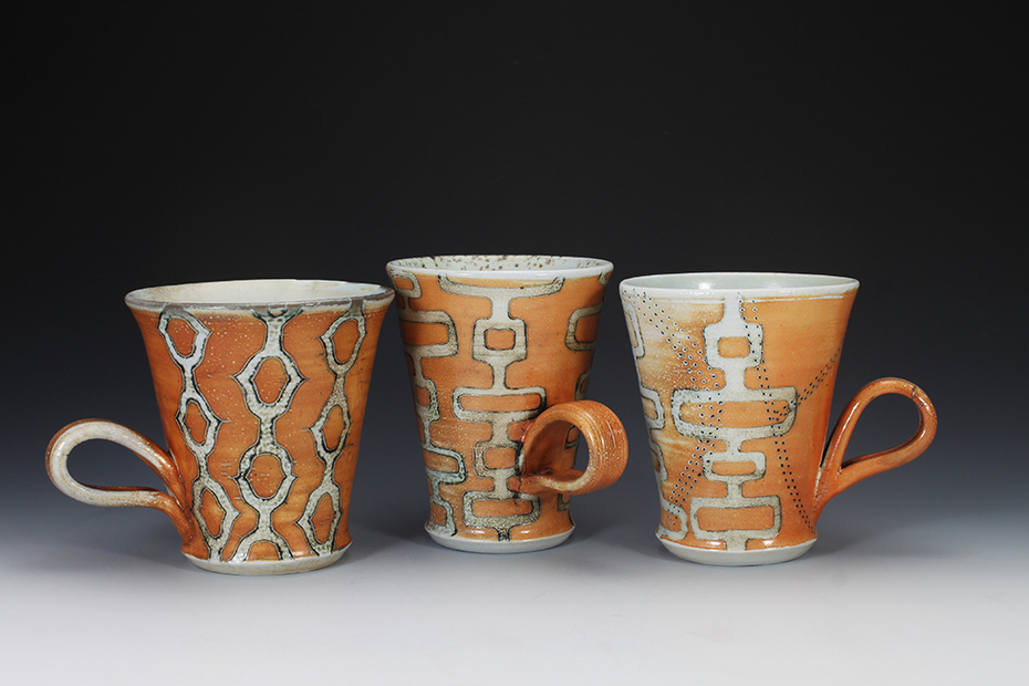 Soda Mug Trio