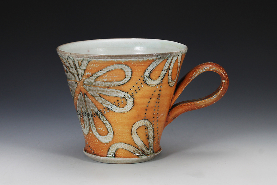 Soda Flower Mug
