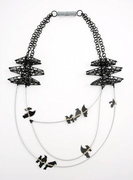 """""""Chattanooga, Tennesse"""" Necklace"""