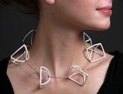 Half Strung (necklace)