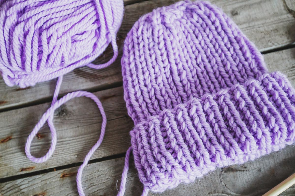 """One year with """"Knit With Love"""""""