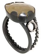Sapphire Ring Yellow