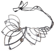 Spirograph Necklace