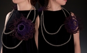 Zoantharia Motif Necklace