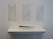 Bubble Wrap, Glass Plate Set