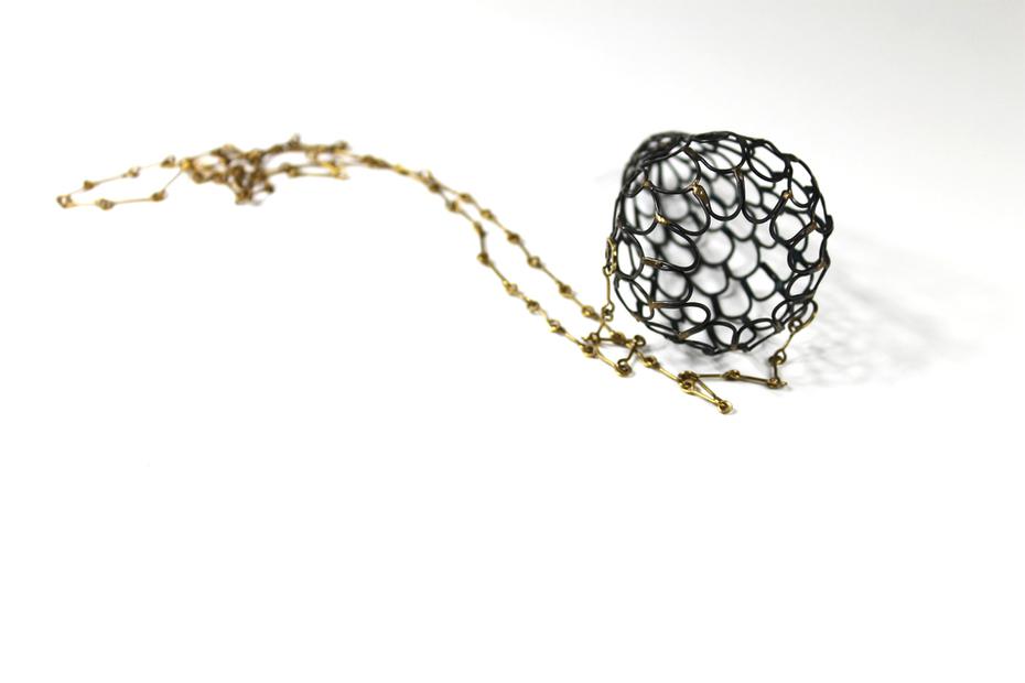 Sieve Necklace