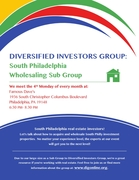 Diversified Investors Group - South Philadelphia Wholesalers Group
