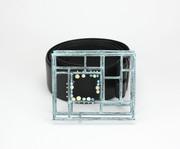 Mondrian Buckle