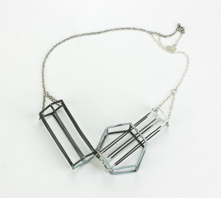 Hexagonal Necklace 1