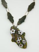 Diamond Pattern Necklace