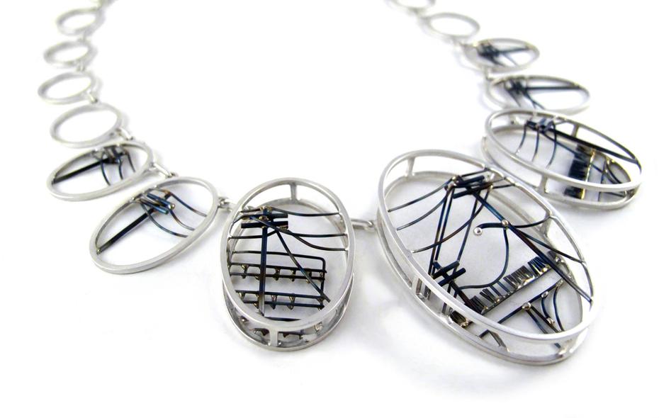 Richmond Necklace Detail
