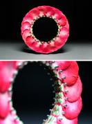 paper petal bracelet