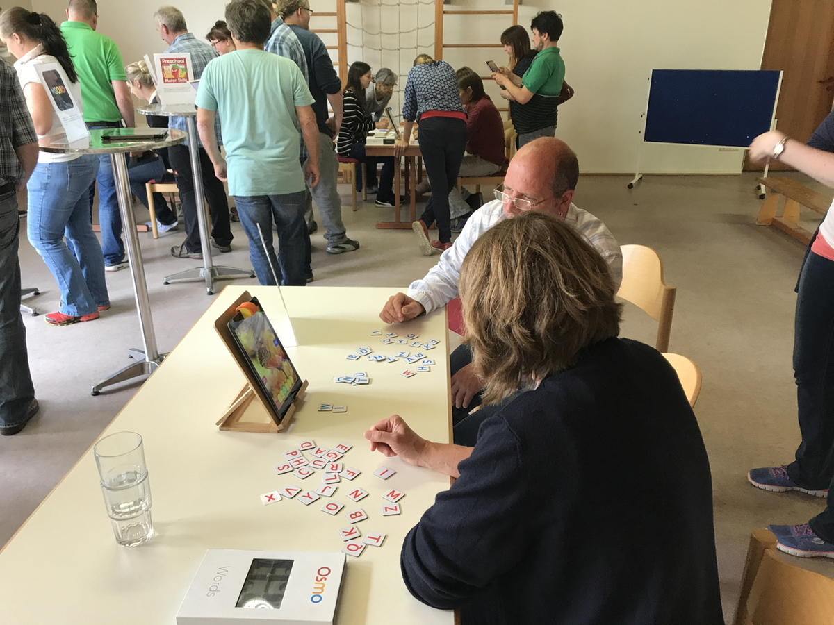 Inklusive Bildung mit Tablets, 06.06.2017 Bad Kreuznach