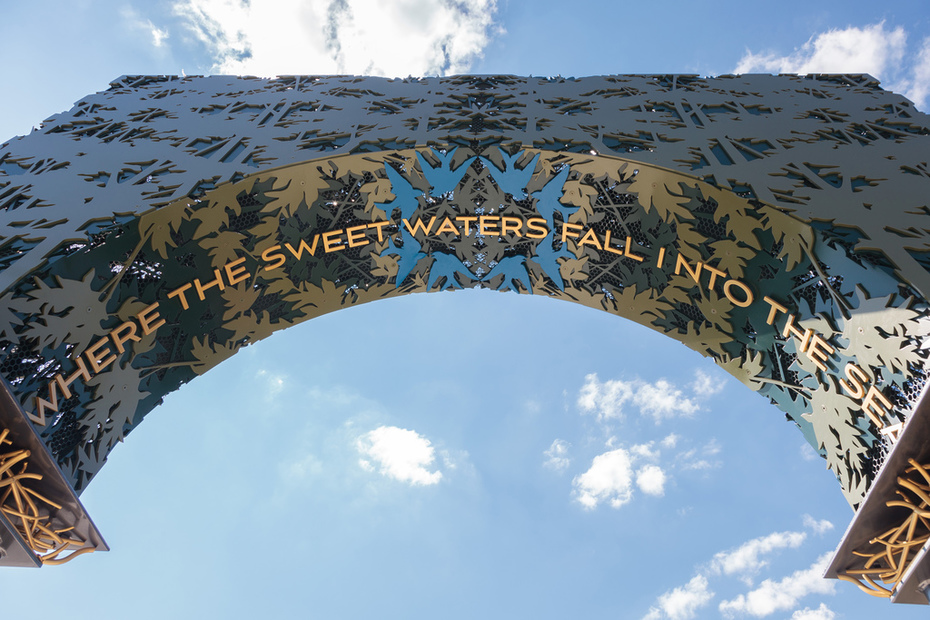 Where the Sweet Waters Fall, 2014