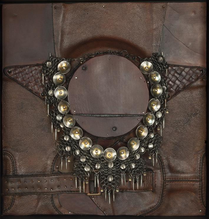 Necklace in Custom Case