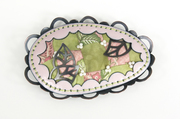 Quilted Belt Buckle