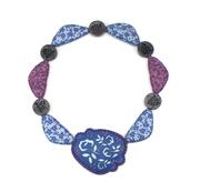 Quilt Necklace
