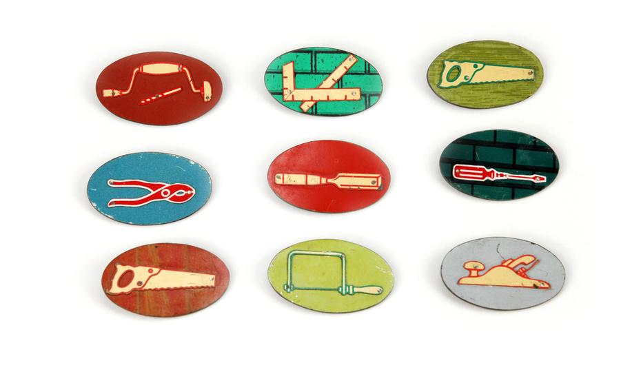 Tool Pins