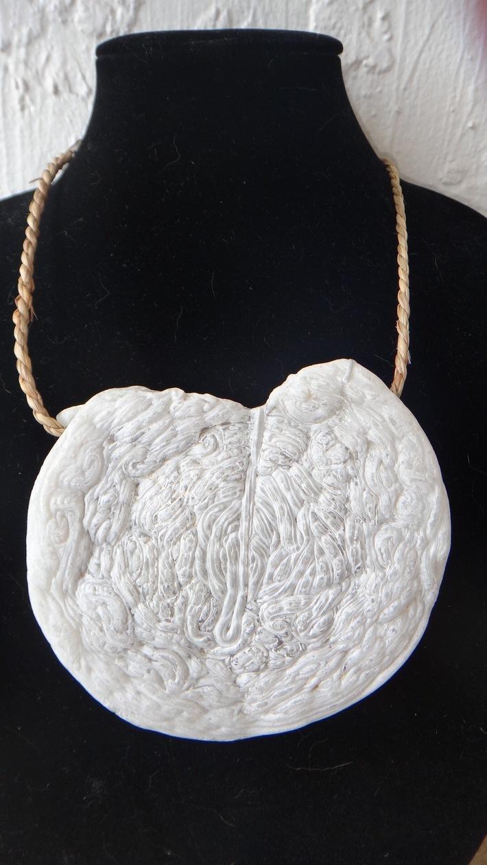 shaman's breast plate