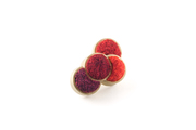 Red Bubble Brooch