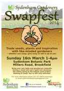 Sydenham Gardeners Swapfest 2014