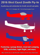 West Coast Zenith Fly-In