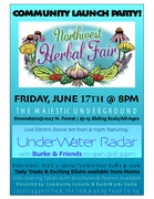 Northwest Herbal Fair Community Launch Party!