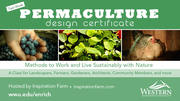 Permaculture Design Certification at Inspitation Farm