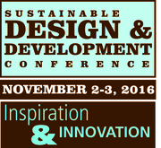 Sustainable Design & Development Conference