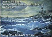 Ave Hurley - Steve's Lighthouse [dark]