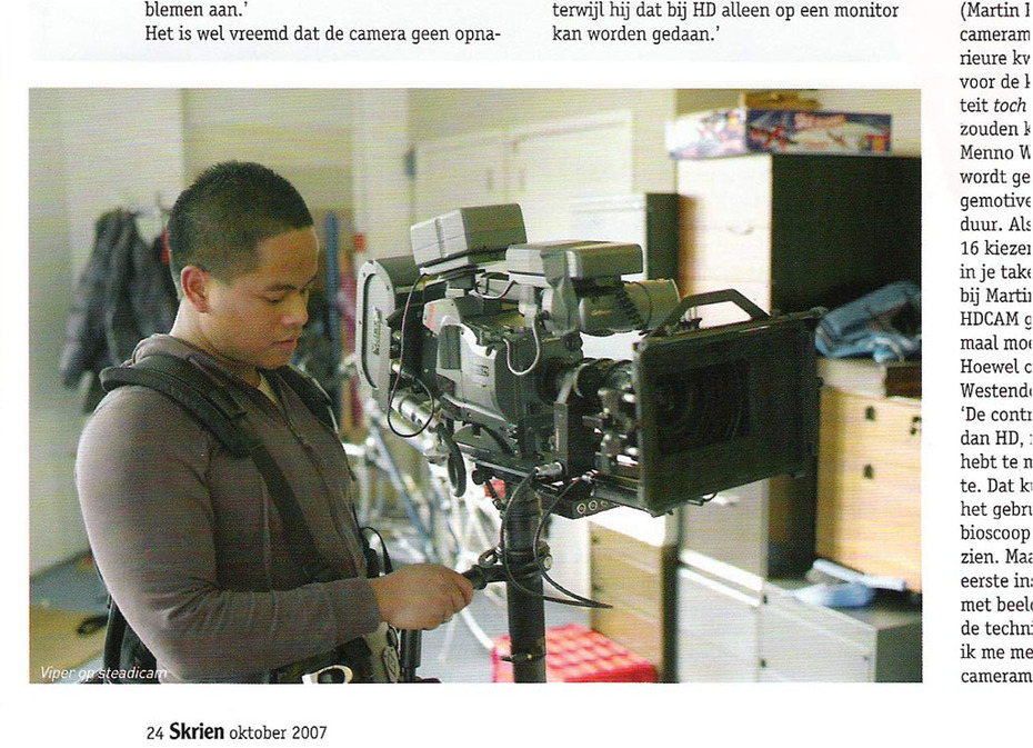 Viper - Steadicam - Skrien Magazine okt_2007