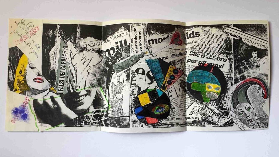 from Anna Boschi, 1992