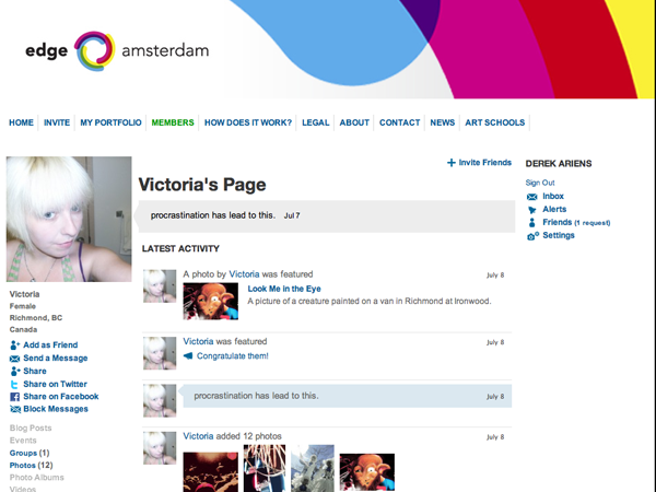Screenshot Profile Page-2