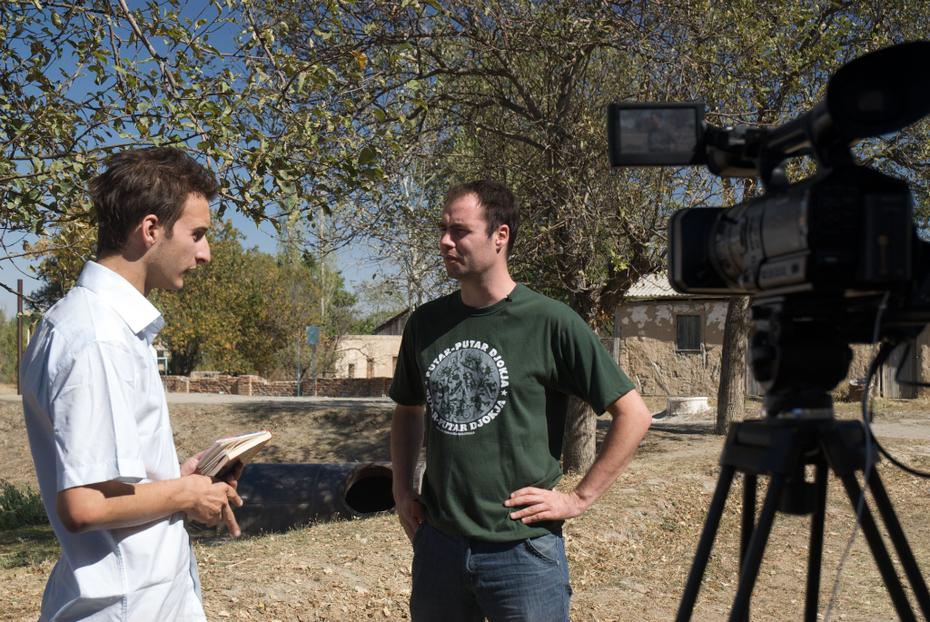 Beyond Borders Media in Tajikistan voor WECF