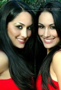 The Bella Twins by Rayzor Sharp for Maverick Films - Los Angeles