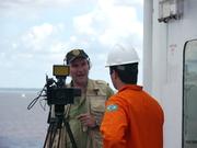 Daniel, Manaus, Amazone Petrobras-Van Oord Offshore film