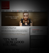 Sneak Preview nieuwe website www.brandyard.nl