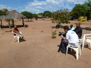 Leprastichting, Mozambique