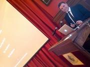 Première trendpresentatie Klaus van den Berg IGC amsterdam 8 april 2014