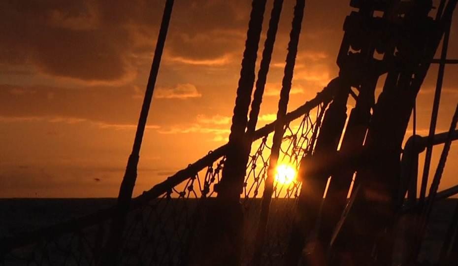 World sail trip 2