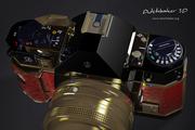 Dutchbaker Renaissance 3D camera 35mm A1
