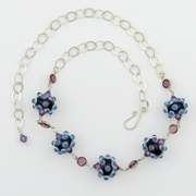 Glowing Raised Dots Necklace