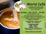 WORLD CAFÉ - AÇÕES COMUNITÁRIAS SUSTENTÁVEIS