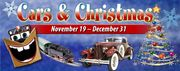 Cars & Christmas at the AACA Museum