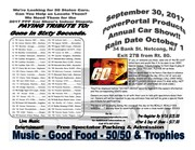 PowerPortal Products Annual Fall Car Show 2017