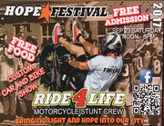 Hope Fest Car Show & Motorcycle Stunt Show (former Starboyz)