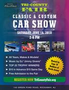Tri-County Fair Classic and Custom Car Show