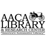 AACA Library Yard Sale